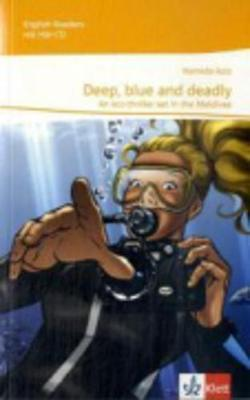 Deep, Blue and Deadly - Book & CD Cover Image