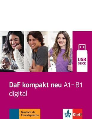 DaF kompakt neu A1-B1 digital, USB-Stick