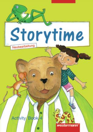 Storytime. Activity Book 4
