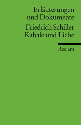 Kabale Und Liebe Cover Image