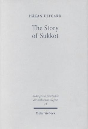 Story of Sukkot Cover Image