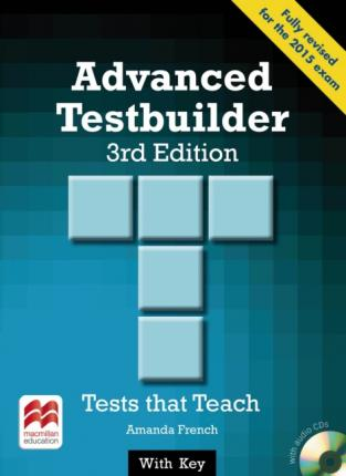 Advanced Testbuilder. Student's Book with 2 Audio-CDs (with Key