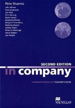 In Company. Upper-Intermediate. Teacher's Book