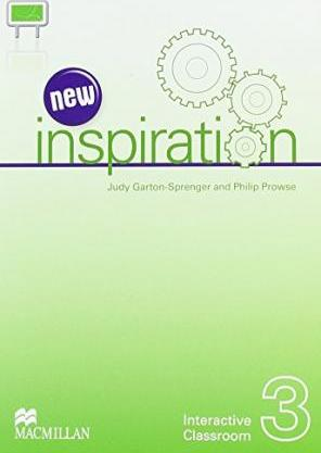 New Inspiration Level 3 Interactive Whiteboard Material