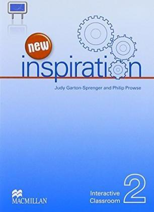 New Inspiration Level 2. Interactive Whiteboard Material