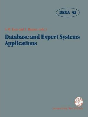 Database and Expert Systems Applications: Proceedings of the International Conference in Valencia, Spain, 1992