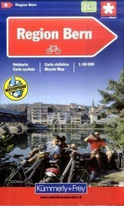 Bern Region Cycle Map