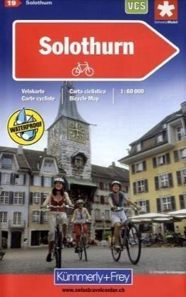 Solothurn Cycle Map
