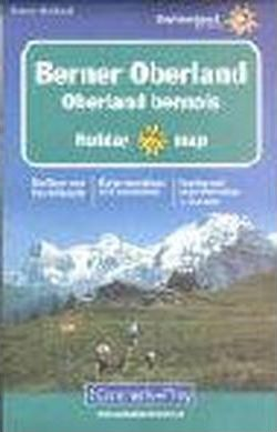 Bernese Oberland Holiday Map 2013