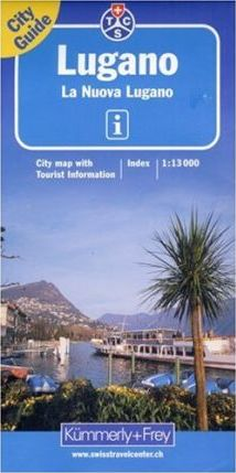 Lugano City Map