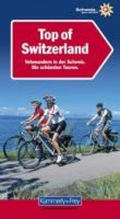 Top of Switzerland, Velowandern in der Schweiz