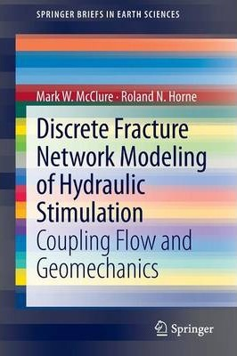 Discrete Fracture Network Modeling of Hydraulic Stimulation: Coupling Flow and Geomechanics