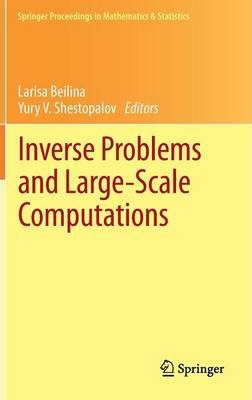 Inverse Problems and Large-Scale Computations