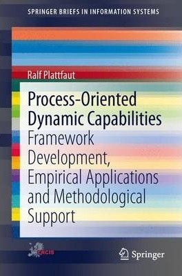 Process-Oriented Dynamic Capabilities  Framework Development, Empirical Applications and Methodological Support