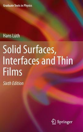 Surfaces, Interfaces