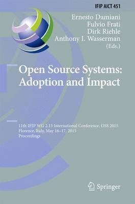 Open Source Systems: Adoption and Impact