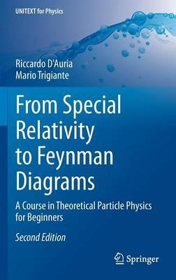 From special relativity to feynman diagrams mario trigiante from special relativity to feynman diagrams a course in theoretical particle physics for beginners ccuart Gallery