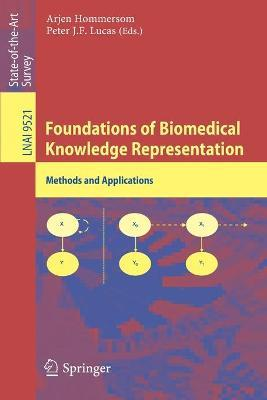 Foundations of Biomedical Knowledge Representation  Methods and Applications