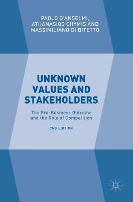 Unknown Values and Stakeholders  The Pro-Business Outcome and the Role of Competition