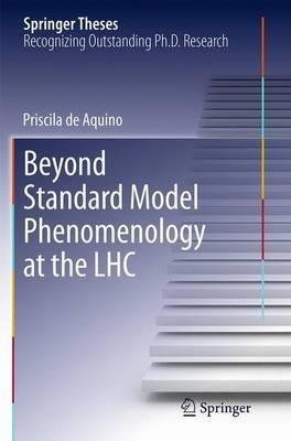 beyond st andard model phenomenology at the lhc de aquino priscila