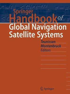 Springer handbook of global navigation satellite systems.