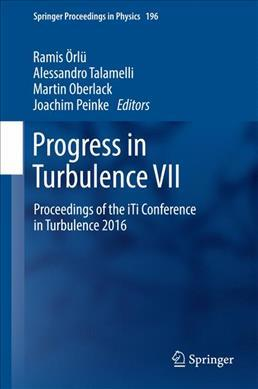 Progress in Turbulence VII