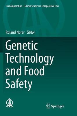 Genetic Technology and Food Safety