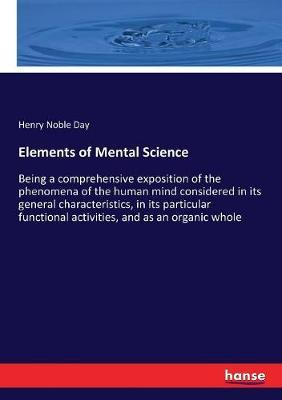 Elements of Mental Science
