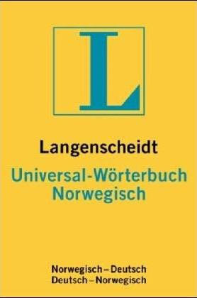 Universal Worterbuch: Norwegisch-Deutsch