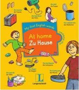 My first English Words: At home - Zu Hause