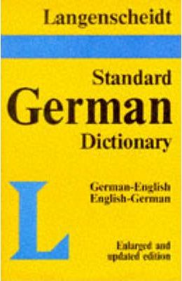 Langenscheidt Standard German Dictionary: German-English, English-German
