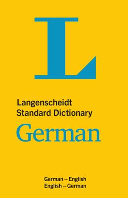 Langenscheidt Standard Dictionary German (English-German/German-English)