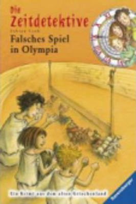 Falsches Spiel in Olympia Cover Image