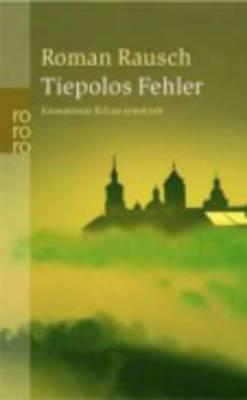 Tiepolos Fehler Cover Image