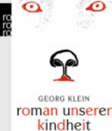 Roman unserer Kindheit Cover Image