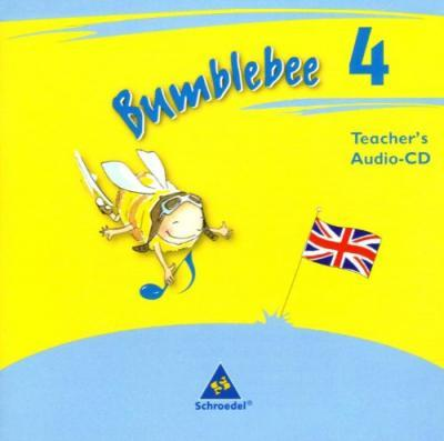 Bumblebee. Teacher's. Audio-CD