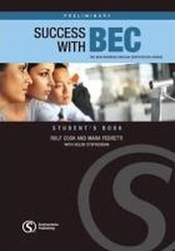 Success with BEC Preliminary. Set mit Student's Book und Workbook