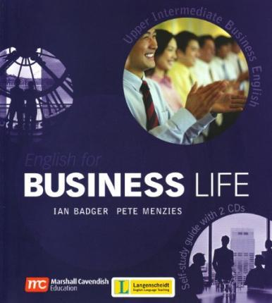 English for Business Life - Upper Intermediate. Self-study Guide mit Audio-CDs