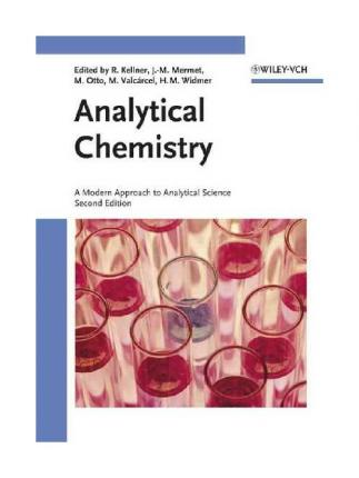 Analytical Chemistry  A Modern Approach to Analytical Science