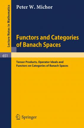 Banach spaces (and Lawvere metrics, and closed categories)