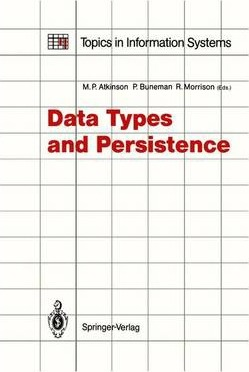 Data Types and Persistence Cover Image