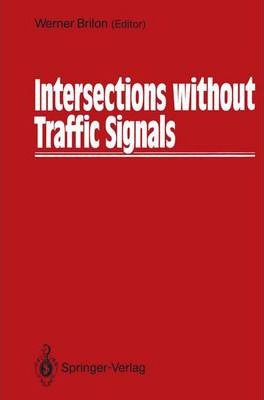 Intersections without Traffic Signals
