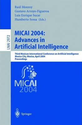 Micai 2004: Advances in Artificial Intelligence