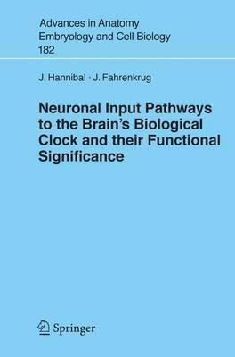 Neuronal Input Pathways to the Brain's Biological Clock and their Functional Significance
