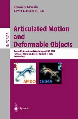 Articulated Motion and Deformable Objects