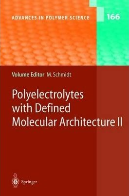 Polyelectrolytes with Defined Molecular Architecture II