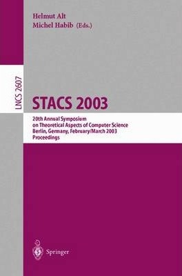 Stacs 2003