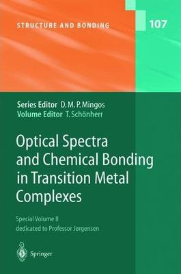 Optical Spectra and Chemical Bonding in Transition Metal Complexes