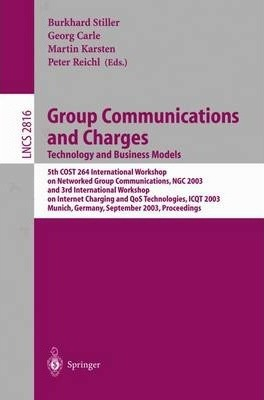 Group Communications and Charges; Technology and Business Models