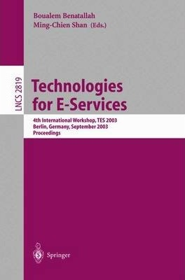 Technologies for E-Services